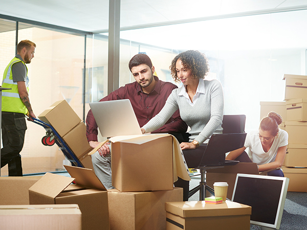Corporate Relocation - Campbell Group of Companies